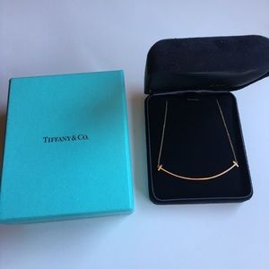 Tiffany & Co. Smile Pendant